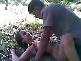 Dazzling Bungler clip with Indian, Triple scenes
