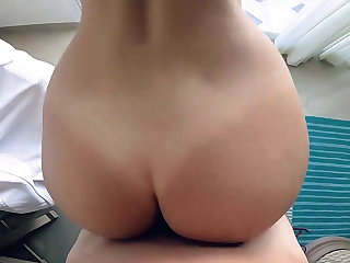POV of Kim and Paolo from MySweetApple fucking about a resort