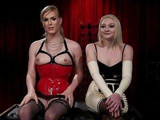 The Improper Maid: Roxxie Moth Disciplines Incompetent Arielle Aquinas