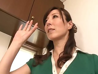 Asian busty milf doggy style hard by a black dude