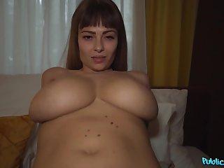 Public Agent - Fat Tits Fucked Roughly Hotel Room 2 - Martin Roscoe