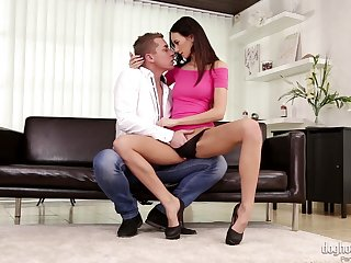 Lovemaking is all what Eveline needs and lose one's train of thought gorgeous chick is quite insatiable