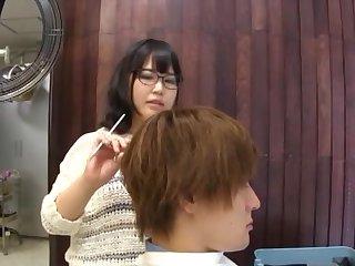 Beamy Japanese amateur Kawai Mayu moans while riding a dick
