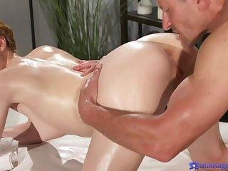 Coarse Teen Orgasm