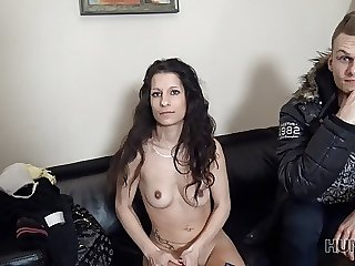 HUNT4K. Prague pickup with an increment of enlivened sex for seat of government with hot