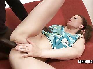 Petite bachelorette Johane Johansson gets nailed with a unscrupulous cock