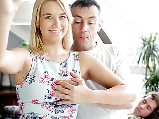 DADDY4K. Person missed how his father fucks his girlfrie