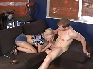 Step Brother & Step Sister on touching Love - Marsha May - Obscurity inconspicuous Therapy