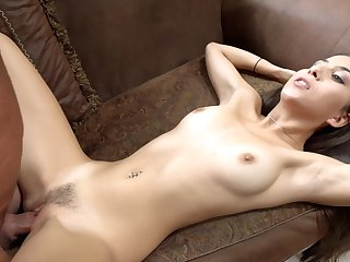 Abb� hush has enough know-how thither satisfy young mistress